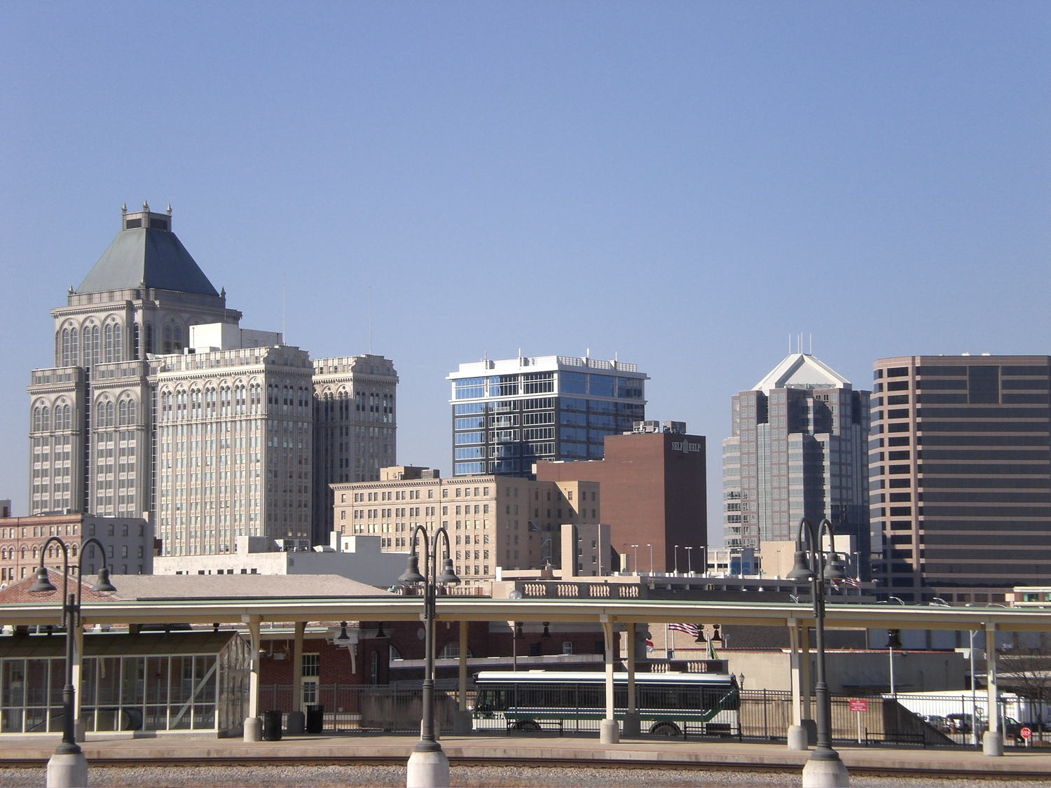Wonderful Greensboro_Skyline